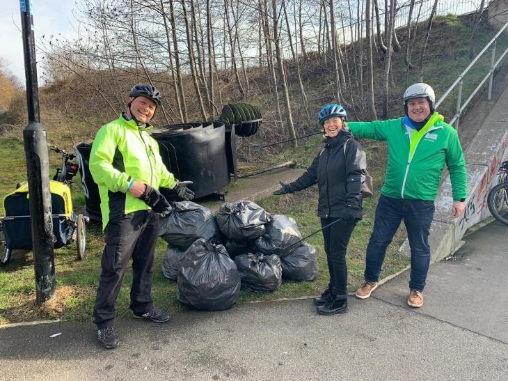 bike week - volunteer guided ride leader group